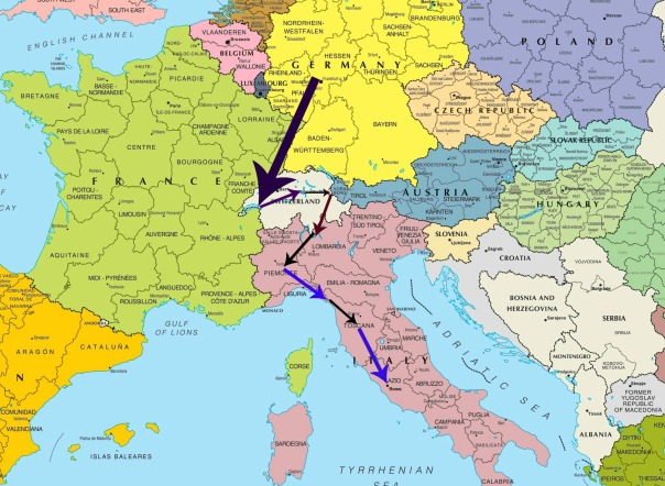 arrows on central_europe_map CROP